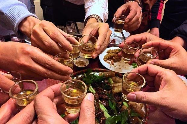 ベトナム 飲み会 ベトナム語