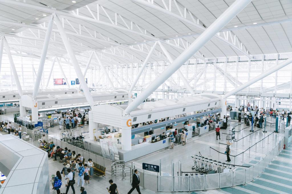 福岡空港から海外へ行くことはできるのか