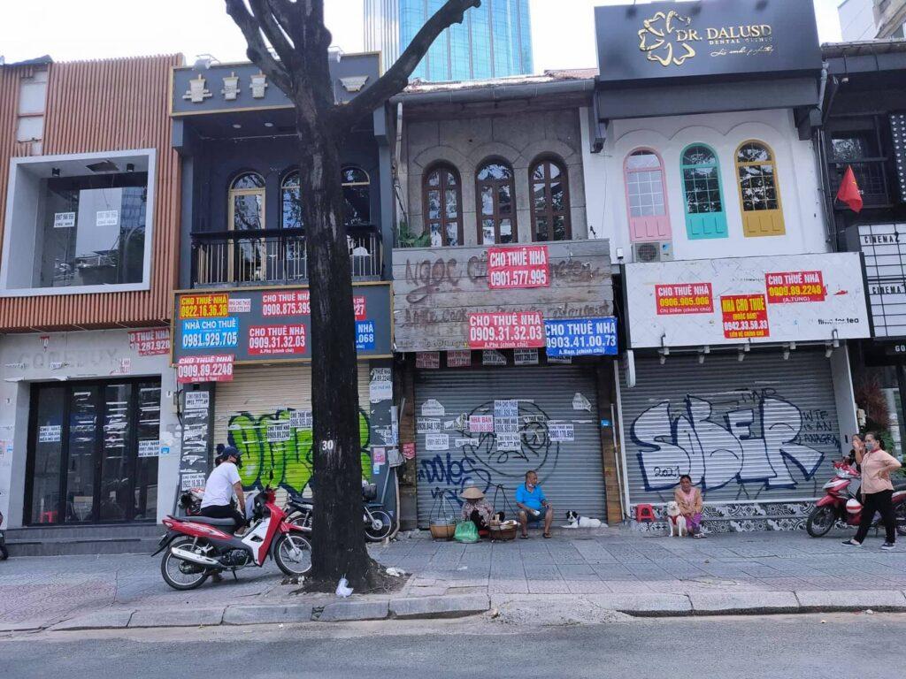 倒産する小売店